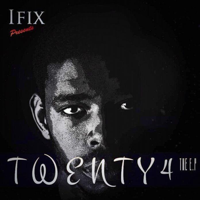 Ifix - TWENTY4 [EP] Artwork | AceWorldTeam.com
