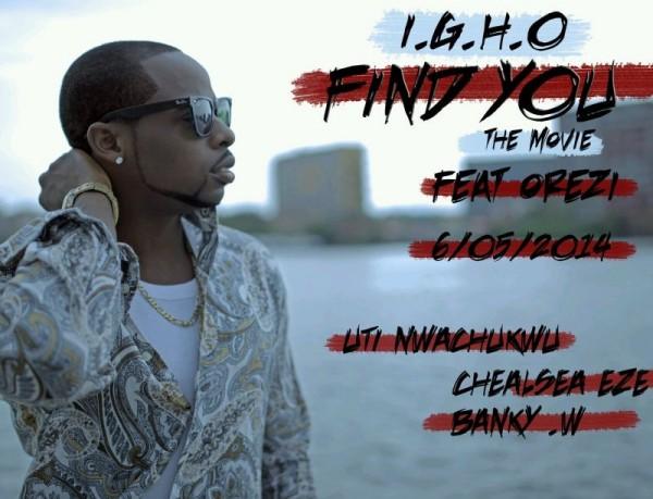 Igho ft. Orezi - FIND YOU Artwork | AceWorldTeam.com
