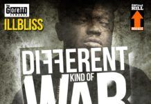 IllBliss - DIFFERENT KIND OF WAR [prod. by Yung Tite] Artwork   AceWorldTeam.com