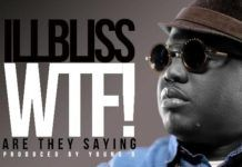 IllBliss - WTF! [Are They Saying ~ prod. by Young D] Artwork   AceWorldTeam.com