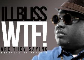 IllBliss - WTF! [Are They Saying ~ prod. by Young D] Artwork | AceWorldTeam.com