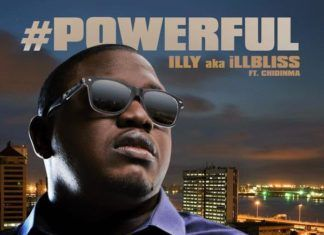 IllBliss ft. Chidinma - #POWERFUL [prod. by Major Bangz] Artwork | AceWorldTeam.com