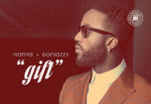 Iyanya ft. Don Jazzy - GIFT [prod. by Black Jersey] Artwork | AceWorldTeam.com