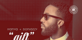 Iyanya ft. Don Jazzy - GIFT [prod. by Black Jersey] Artwork | AceWorldTeam.com