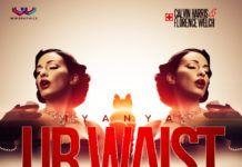 Iyanya ft. Calvin Harris & Florence Welch - UR WAIST [DJ Teffler Remix] Artwork | AceWorldTeam.com