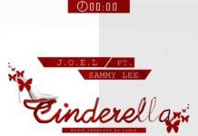 J.O.E.L ft. SammyLee - CINDERALLA [prod. by Laxio Beats] Artwork | AceWorldTeam.com
