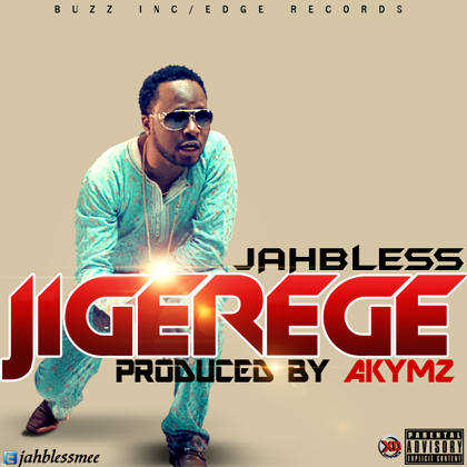 Jahbless - JIGEREGE [prod. by Akymz Beat] Artwork | AceWorldTeam.com