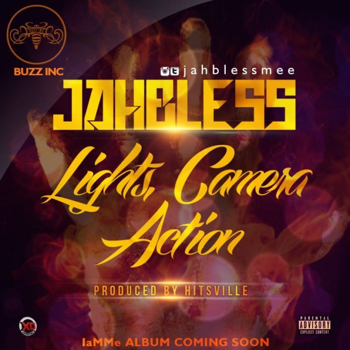 Jahbless - LIGHTS, CAMERA, ACTION [prod. by HitsVille] Artwork | AceWorldTeam.comJahbless - LIGHTS, CAMERA, ACTION [prod. by HitsVille] Artwork | AceWorldTeam.com