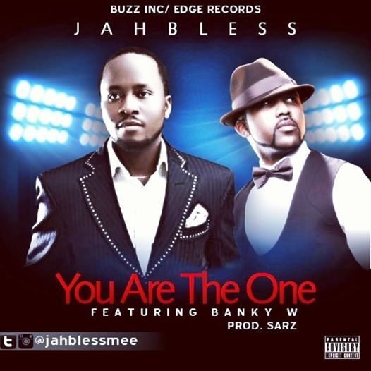 Jahbless ft. Banky W - YOU ARE THE ONE [prod. by Sarz] Artwork | AceWorldTeam.com
