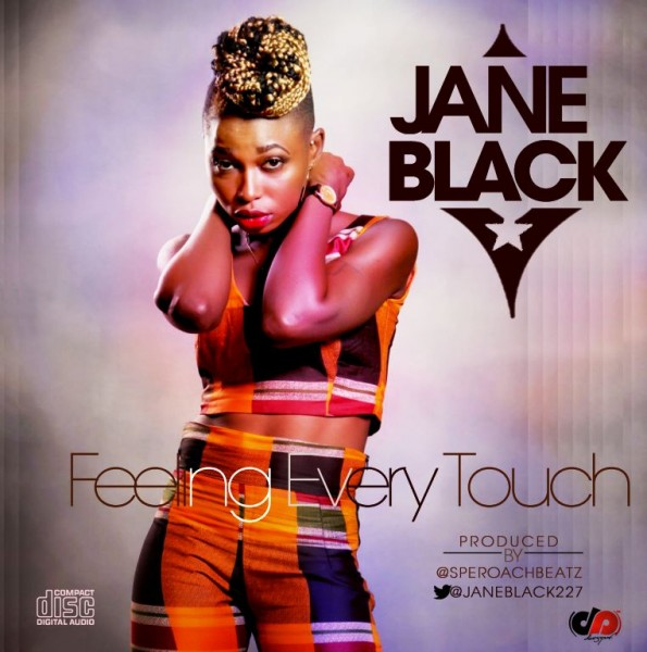Jane Black - FEELING EVERY TOUCH [prod. by Speroach] Artwork | AceWorldTeam.com