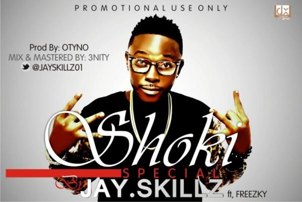 Jay Skillz ft. Freezky - SHOKI [prod. by Otyno] Artwork   AceWorldTeam.com