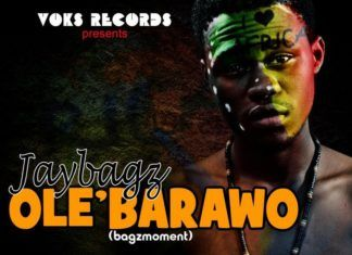 Jaybagz - OLE'BARAWO [prod. by Ajax T.] Artwork | AceWorldTeam.com