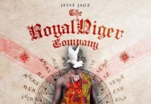 Jesse Jagz - JAGZ NATION VOL. 2 Royal Niger Company Front Artwork | AceWorldTeam.com