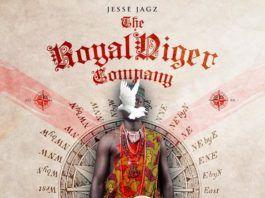 Jesse Jagz - JAGZ NATION VOL. 2 Royal Niger Company Front Artwork | AceWorldTeam.com