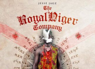 Jesse Jagz - JAGZ NATION VOL. 2 Royal Niger Company Front Artwork   AceWorldTeam.com