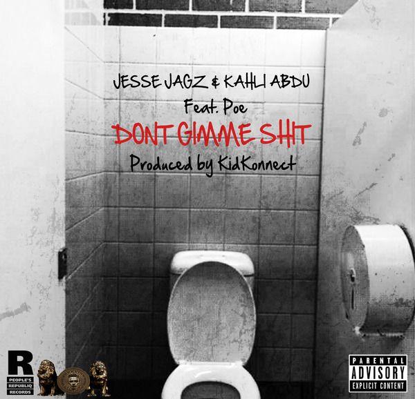 Jesse Jagz & Kahli Abdu ft. Poe - DON'T GIMME SH_T [prod. by Kid KonnecT] Artwork | AceWorldTeam.com