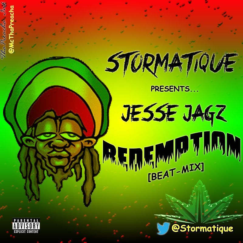 Jesse Jagz - REDEMPTION [Stormatique Beat-Mix] Artwork | AceWorldTeam.com