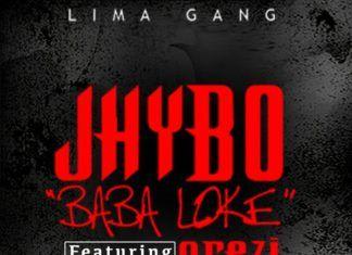 Jhybo ft. Orezi - BABA LOKE [prod. by Popito] Artwork   AceWorldTeam.com