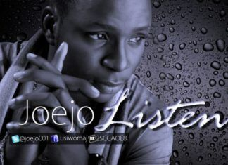 Joejo - LISTEN Artwork | AceWorldTeam.com