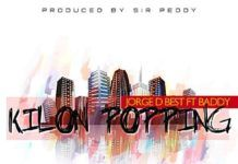 Jorge D Best ft. Baddy - KILON POPPING [prod. by Peddy] Artwork | AceWorldTeam.com