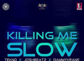 Joshbeatz ft. Tekno & Dammy Krane - KILLING ME SLOW Artwork   AceWorldTeam.com