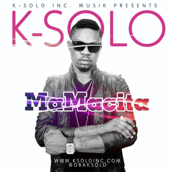 K-Solo - MAMACITA Artwork | AceWorldTeam.com