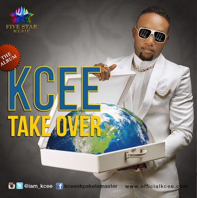 KCee - TAKE OVER Artwork | AceWorldTeam.com