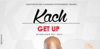 Kach - GET UP [prod. by Sarz] Artwork | AceWorldTeam.com