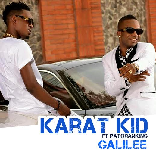 Karat Kid ft. Patoranking - GALILEE [prod. by Dayme] Artwork | AceWorldTeam.com