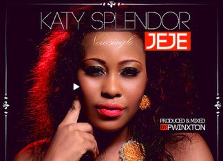 Katy Splendor - JEJE [prod. by PwinXtoN] Artwork | AceWorldTeam.com
