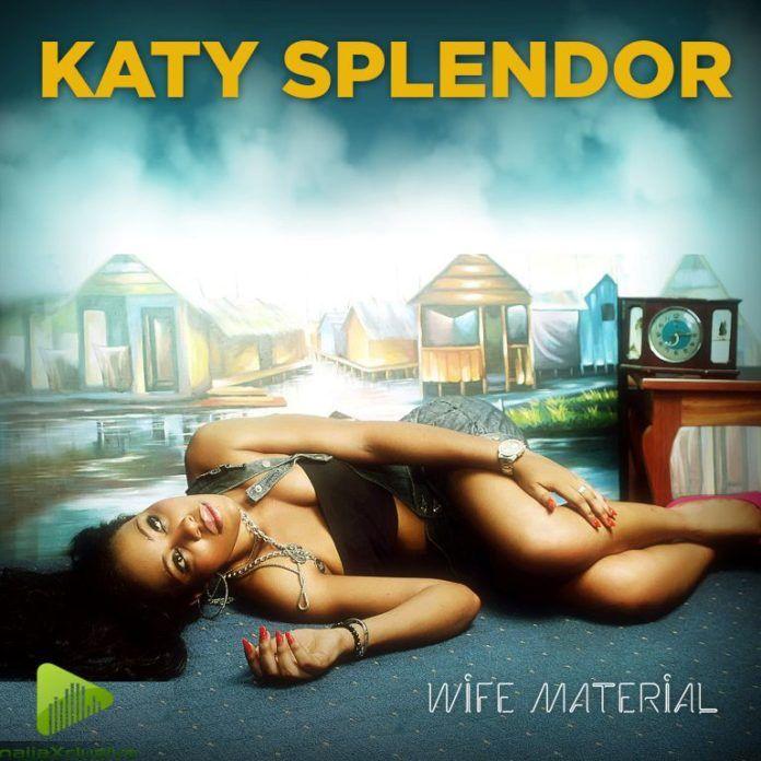 Katy Splendor - WIFE MATERIAL [African Lady] Artwork   AceWorldTeam.com