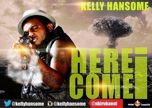 Kelly Hansome - HERE I COME Artwork | AceWorldTeam.com
