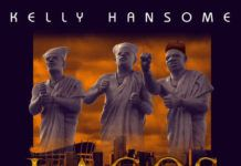 Kelly Hansome - LAGOS [Yoruba Man's Land ~ prod. by Harida & Kelly Hansome] Artwork | AceWorldTeam.com