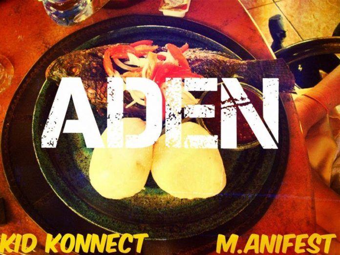 Kid KonnecT ft. M.anifest - ADEN Artwork | AceWorldTeam.com