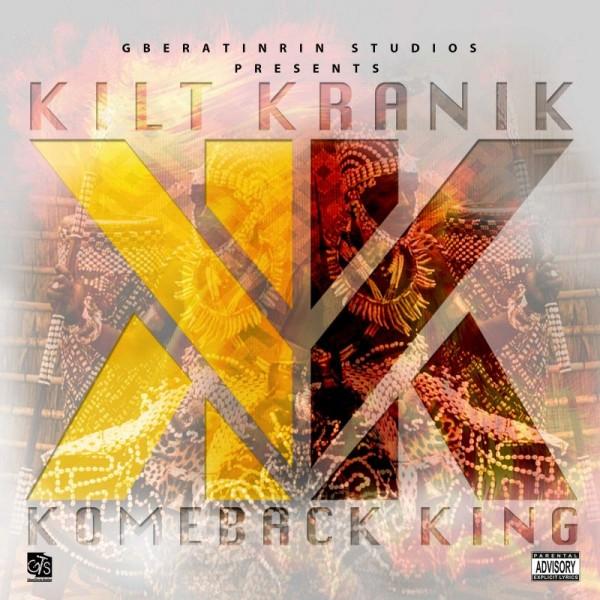 Kilt Kranik - KOMEBACK KING [a Jay Z cover ~ prod. by Swizz Beatz] Artwork | AceWorldTeam.com