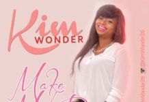 Kim Wonder - MAKE MY DAY [prod. by Del'B] Artwork | AceWorldTeam.com