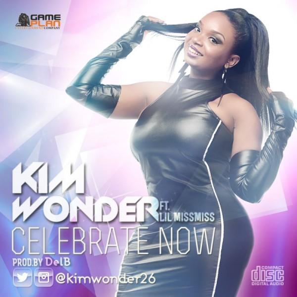 Kim Wonder ft. Lil' Miss Miss - CELEBRATE NOW [prod. by Del'B] Artwork | AceWorldTeam.com
