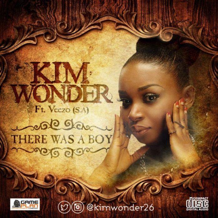 Kim Wonder ft. Veezo - THERE WAS A BOY [Remix] Artwork | AceWorldTeam.com