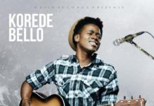 Korede Bello - COLD OUTSIDE [prod. by Don Jazzy] Artwork | AceWorldTeam.com