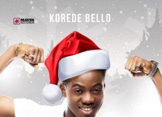 Korede Bello - JINGLE BELL [prod. by Altims] Artwork | AceWorldTeam.com