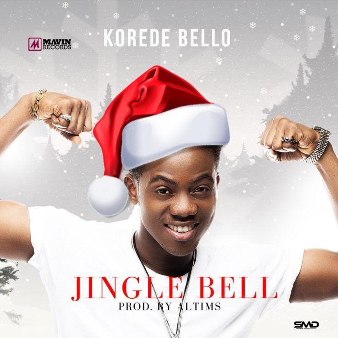 Korede Bello - JINGLE BELL [prod. by Altims] Artwork | AceWorldTeam.com