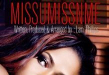 Lami Phillips - MISS YOU MISSIN ME Artwork | AceWorldTeam.com