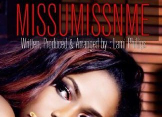 Lami Phillips - MISS YOU MISSIN ME Artwork | AceWorldTeam.com
