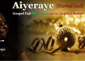 Lanre Olagbaju - AIYERAYE [Eternal God ~ prod. by Wale Owoade] Artwork | AceWorldTeam.com