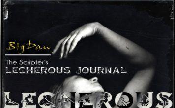 Lecherous Journal Artwork ...by BigDan | AceWorldTeam.com