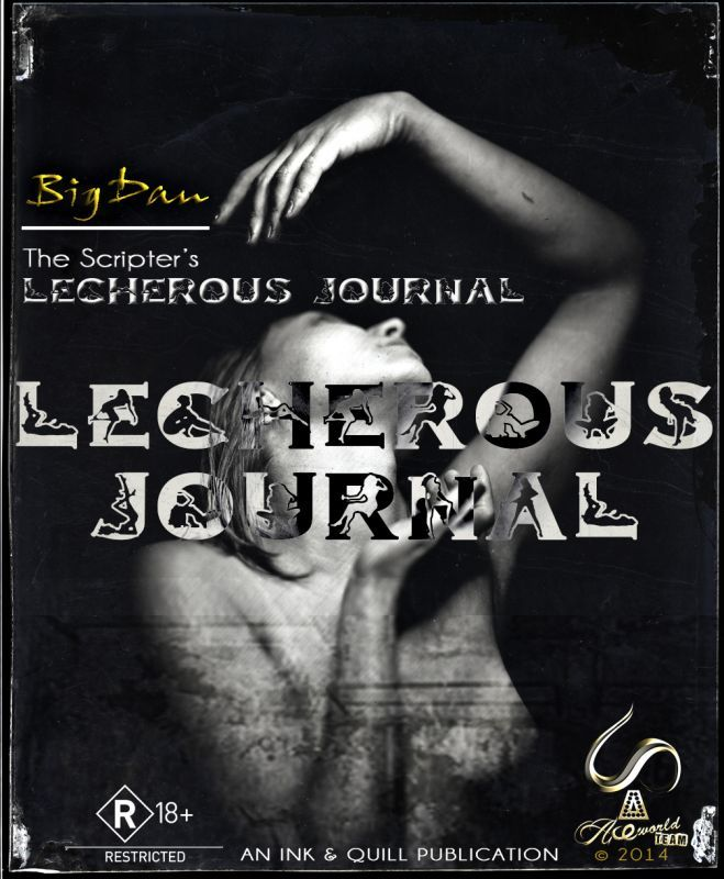 Lecherous Journal Artwork ...by BigDan | AceWorldTeam.com