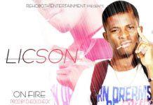 Licson - ON FIRE Artwork | AceWorldTeam.com
