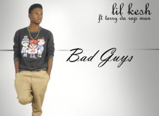 Lil' Kesh ft. Terry tha Rapman - BAD GUYS [prod. by K9Mix] Artwork | AceWorldTeam.com