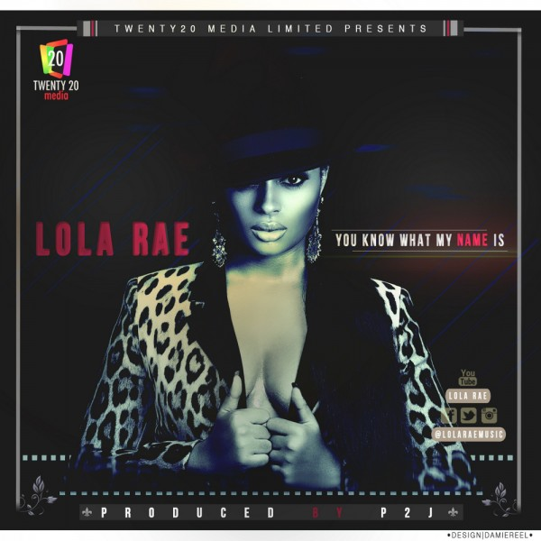 Lola Rae - YOU KNOW WHAT MY NAME IS [prod. by P2J] Artwork | AceWorldTeam.com