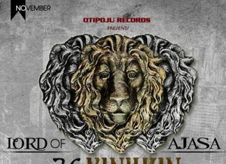 Lord of Ajasa ft. Olamide - 36 KINIHUN Artwork | AceWorldTeam.com